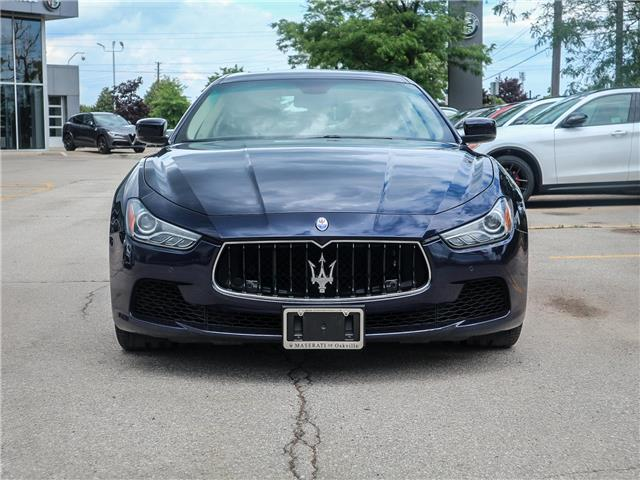 2015 Maserati Ghibli S Q4 (Stk: U414) in Oakville - Image 2 of 29