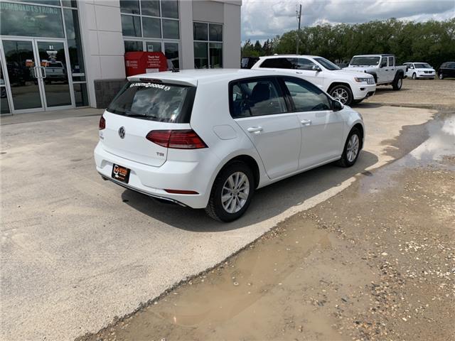 2018 Volkswagen Golf 1.8 TSI Trendline (Stk: 32361A) in Humboldt - Image 4 of 21