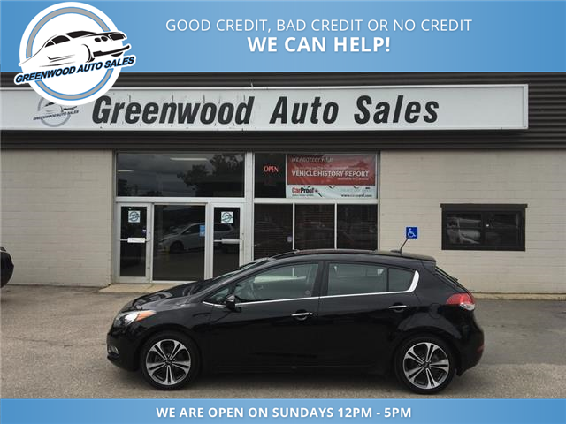 2015 Kia Forte 2.0L EX (Stk: 15-82161) in Greenwood - Image 1 of 15