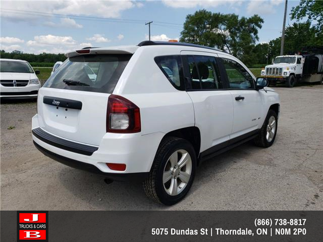 2014 Jeep Compass Sport/North (Stk: 5762) in Thordale - Image 2 of 6