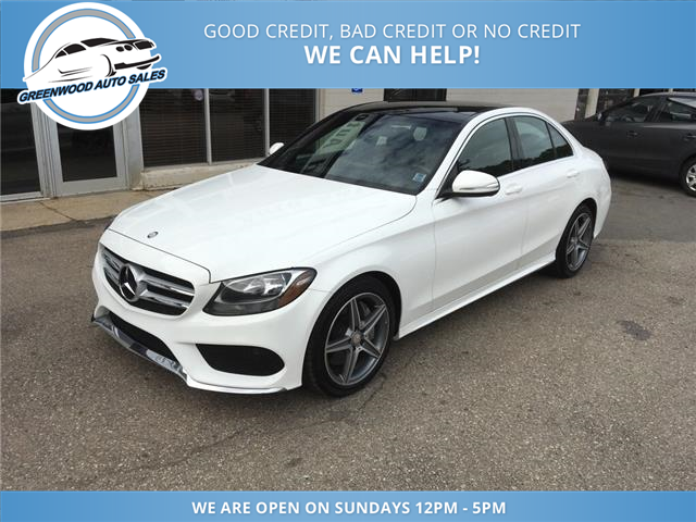 2015 Mercedes-Benz C-Class Base (Stk: 15-35711) in Greenwood - Image 2 of 22