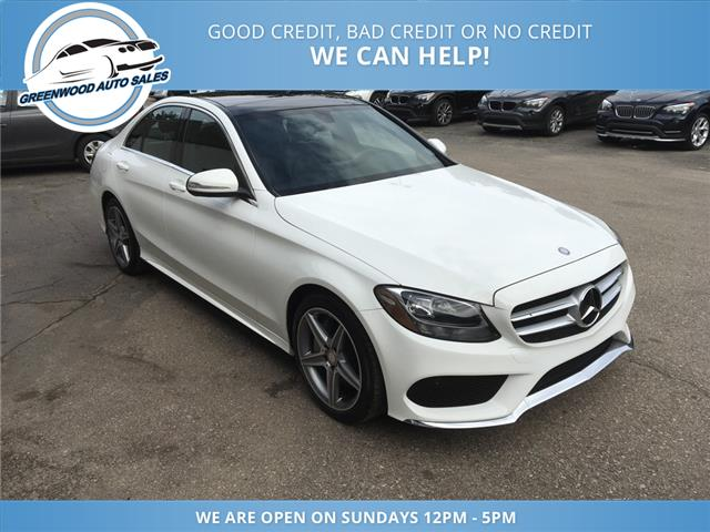 2015 Mercedes-Benz C-Class Base (Stk: 15-35711) in Greenwood - Image 4 of 22