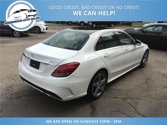 2015 Mercedes-Benz C-Class Base (Stk: 15-35711) in Greenwood - Image 6 of 22