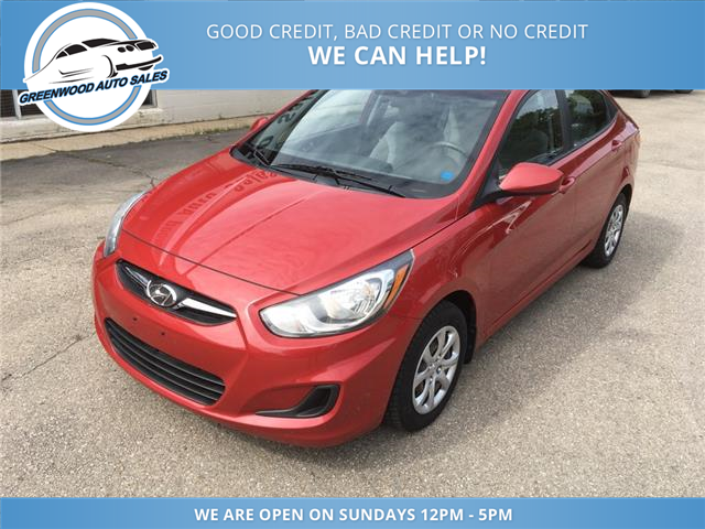 2014 Hyundai Accent GL (Stk: 14-61071) in Greenwood - Image 2 of 13