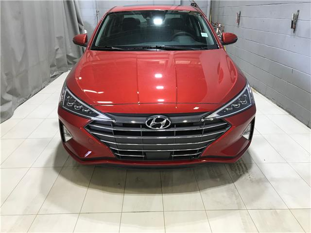 2019 Hyundai Elantra Ultimate (Stk: 20EL4960) in Leduc - Image 1 of 8