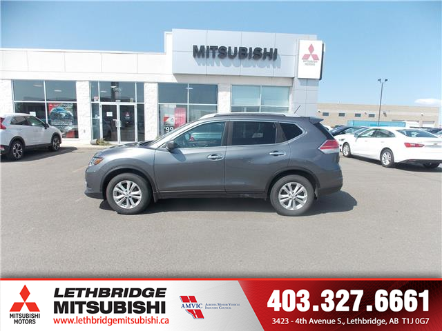 2016 Nissan Rogue SV (Stk: L3760A) in Lethbridge - Image 2 of 14