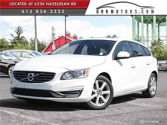 2015 Volvo V60 T5 Premier Plus LOW MILEAGE | LEATHER | SUNROOF at