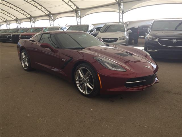 2019 Chevrolet Corvette Stingray (Stk: 177362) in AIRDRIE - Image 1 of 24