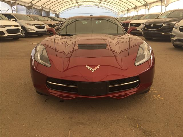 2019 Chevrolet Corvette Stingray (Stk: 177362) in AIRDRIE - Image 2 of 23