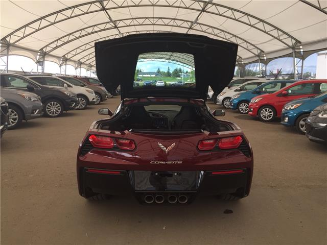 2019 Chevrolet Corvette Stingray (Stk: 177362) in AIRDRIE - Image 21 of 24