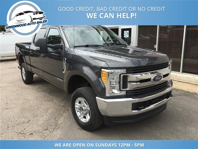 2017 Ford F-250 XLT (Stk: 17-25615) in Greenwood - Image 4 of 12