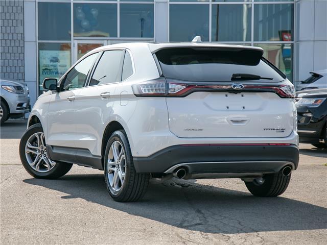 2016 Ford Edge Titanium (Stk: 1HL171) in Hamilton - Image 2 of 27