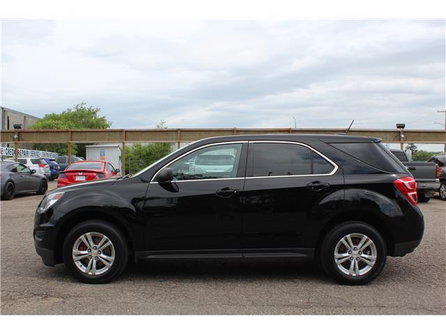 2017 Chevrolet Equinox LS (Stk: P1697) in Regina - Image 2 of 18