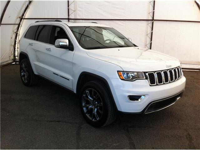 2018 Jeep Grand Cherokee 2BH Limited (Stk: D8287A) in Ottawa - Image 1 of 28