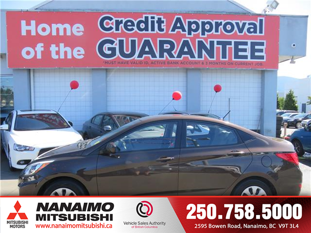 2015 Hyundai Accent GL (Stk: 9R2960A) in Nanaimo - Image 2 of 10