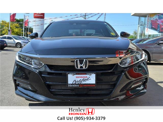 2018 Honda Accord  (Stk: R9453) in St. Catharines - Image 2 of 23