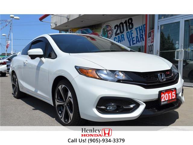 2015 Honda Civic LX (Stk: R9515) in St. Catharines - Image 1 of 23