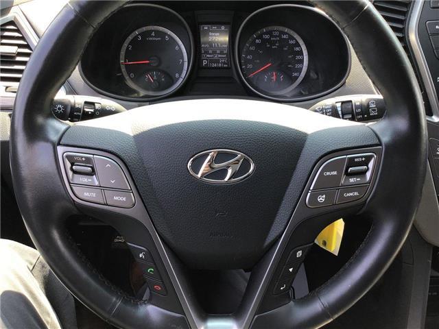 2013 Hyundai Santa Fe Sport 2.4 Luxury (Stk: T7598) in Hamilton - Image 7 of 29