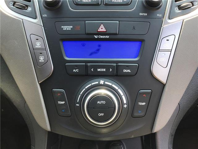 2013 Hyundai Santa Fe Sport 2.4 Luxury (Stk: T7598) in Hamilton - Image 12 of 29