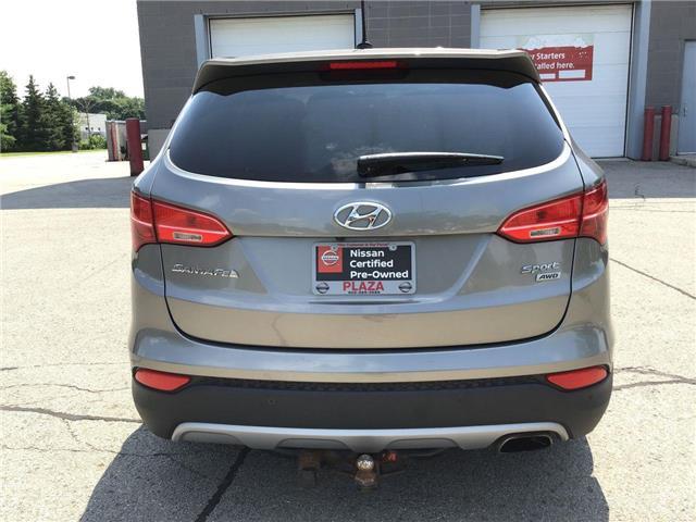 2013 Hyundai Santa Fe Sport 2.4 Luxury (Stk: T7598) in Hamilton - Image 24 of 29