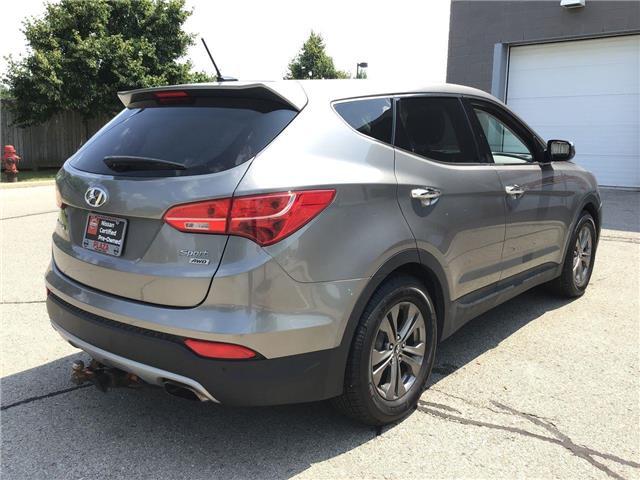 2013 Hyundai Santa Fe Sport 2.4 Luxury (Stk: T7598) in Hamilton - Image 25 of 29