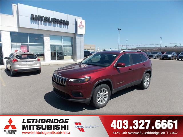 2019 Jeep Cherokee North (Stk: P3862) in Lethbridge - Image 1 of 15
