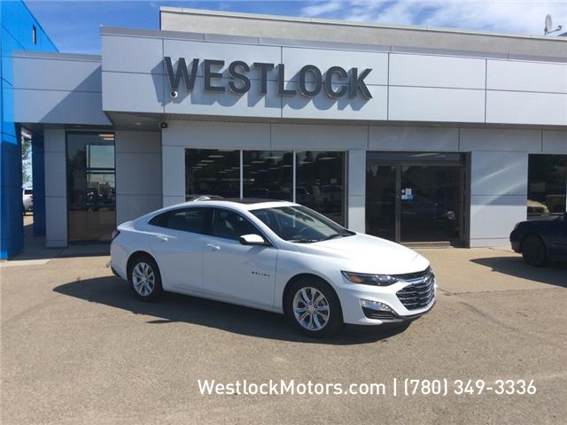 2019 Chevrolet Malibu LT (Stk: 19C20) in Westlock - Image 1 of 21