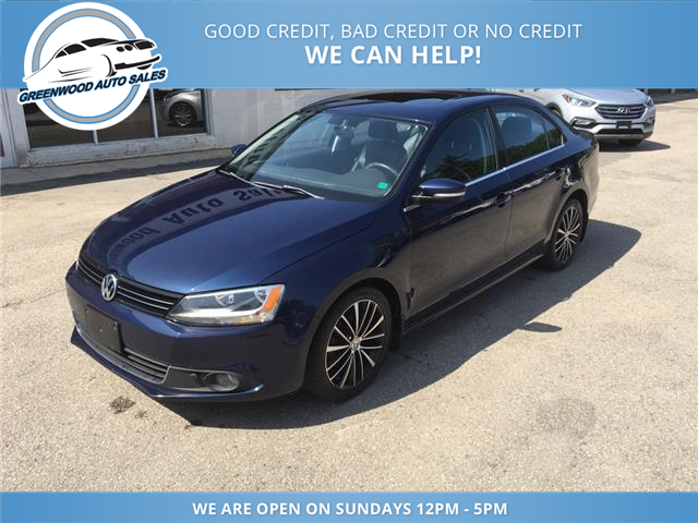 2013 Volkswagen Jetta 2.0 TDI Highline (Stk: 13-07045) in Greenwood - Image 2 of 17