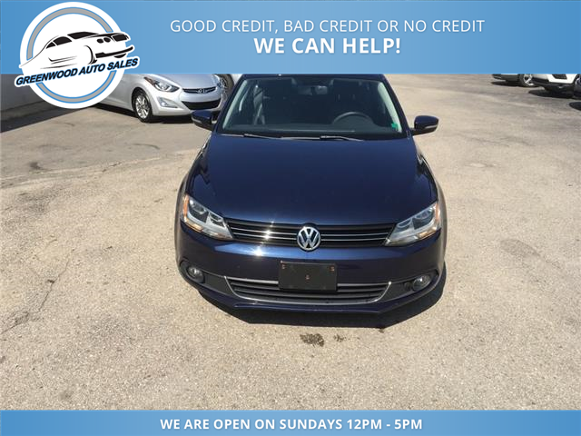 2013 Volkswagen Jetta 2.0 TDI Highline (Stk: 13-07045) in Greenwood - Image 3 of 17
