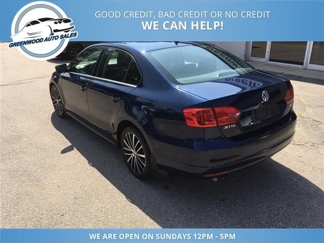 2013 Volkswagen Jetta 2.0 TDI Highline (Stk: 13-07045) in Greenwood - Image 7 of 17