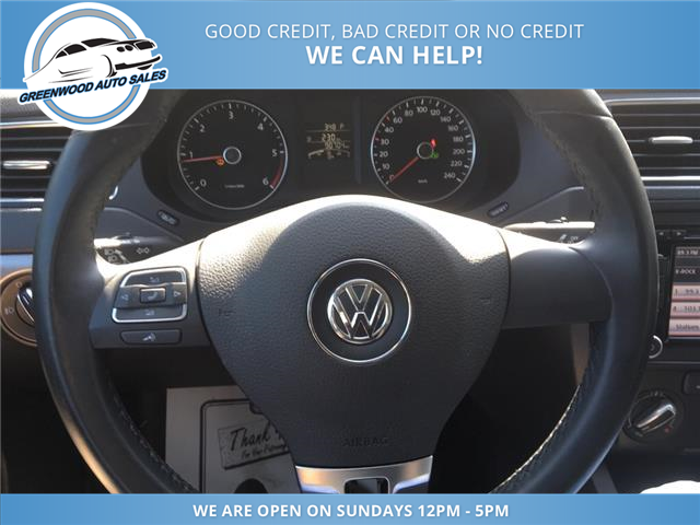 2013 Volkswagen Jetta 2.0 TDI Highline (Stk: 13-07045) in Greenwood - Image 10 of 17