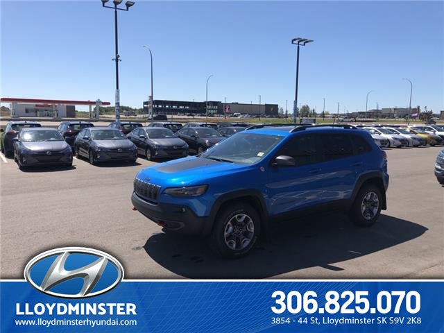 2019 Jeep Cherokee Trailhawk (Stk: 9SA5244A) in Lloydminster - Image 2 of 13
