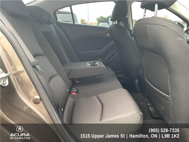 2016 Mazda Mazda3 GS (Stk: 1616590) in Hamilton - Image 19 of 28