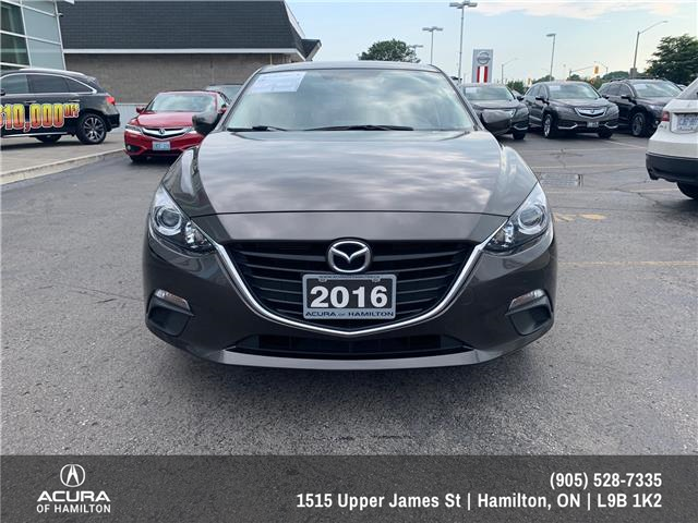 2016 Mazda Mazda3 GS (Stk: 1616590) in Hamilton - Image 3 of 28