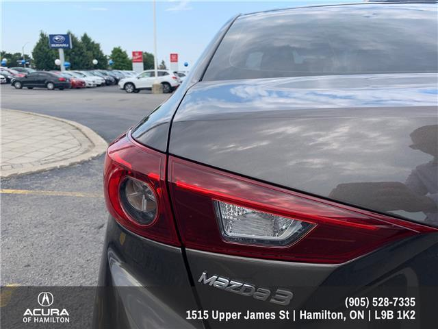 2016 Mazda Mazda3 GS (Stk: 1616590) in Hamilton - Image 25 of 28