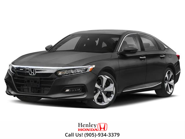 2019 Honda Accord Touring 2.0T (Stk: H18387) in St. Catharines - Image 1 of 9