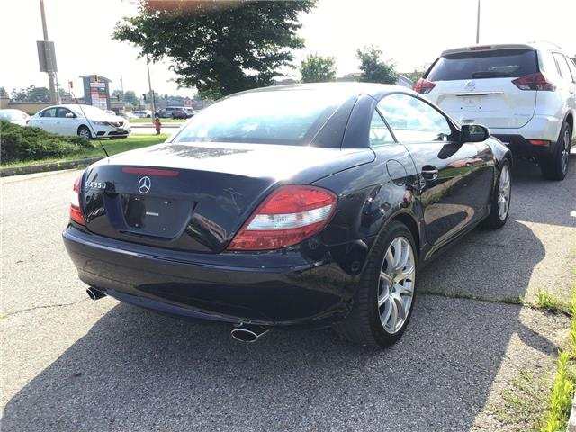 2007 Mercedes-Benz SLK-Class Base (Stk: T8166A) in Hamilton - Image 4 of 4