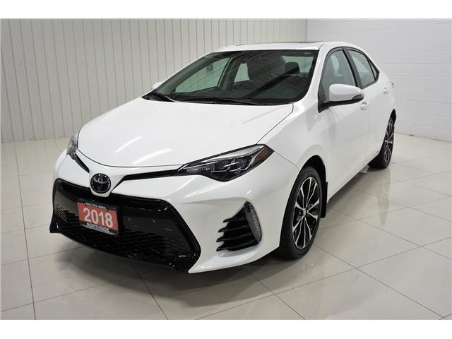 2018 Toyota Corolla SE (Stk: P5431) in Sault Ste. Marie - Image 1 of 22