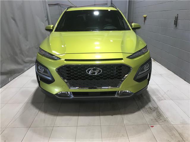 2019 Hyundai Kona 1.6T Ultimate (Stk: 9KO3020) in Leduc - Image 1 of 7