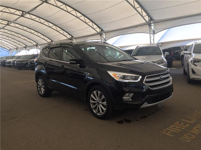 2017 Ford Escape Titanium (Stk: 176867) in AIRDRIE - Image 1 of 25