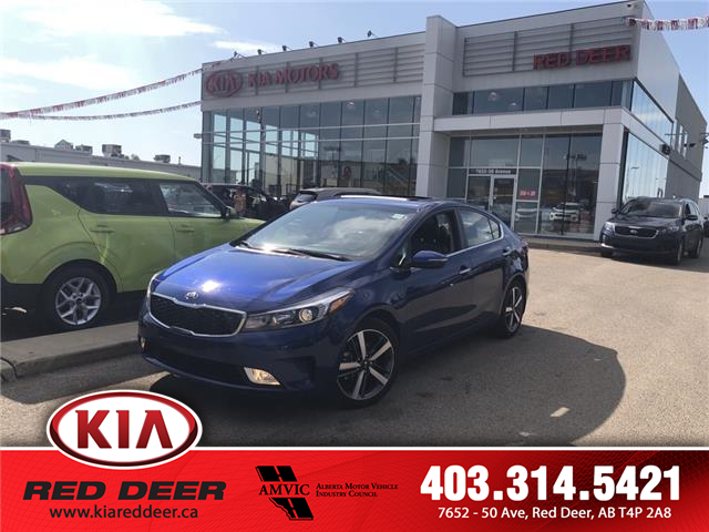 2018 Kia Forte EX (Stk: 9FT3135A) in Red Deer - Image 1 of 18