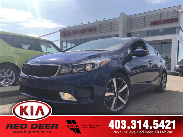 2018 Kia Forte EX (Stk: 9FT3135A) in Red Deer - Image 2 of 18