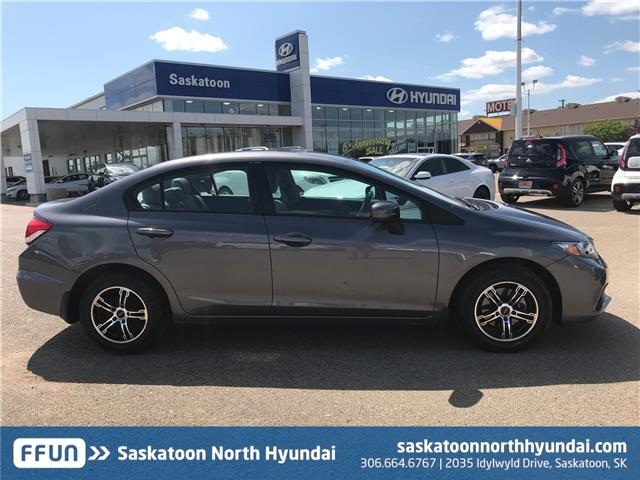 2014 Honda Civic LX (Stk: 39304A) in Saskatoon - Image 2 of 19