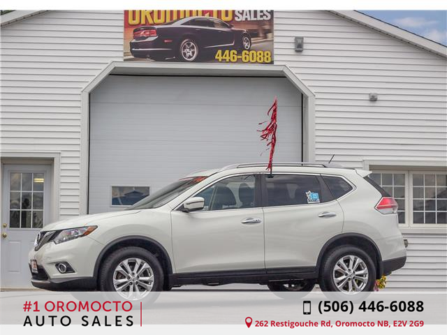 2016 Nissan Rogue SV (Stk: 569) in Oromocto - Image 1 of 14