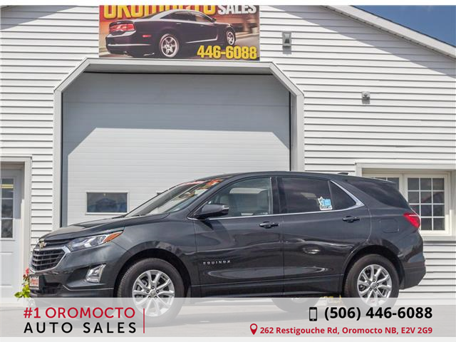 2018 Chevrolet Equinox 1LT (Stk: 503) in Oromocto - Image 2 of 16