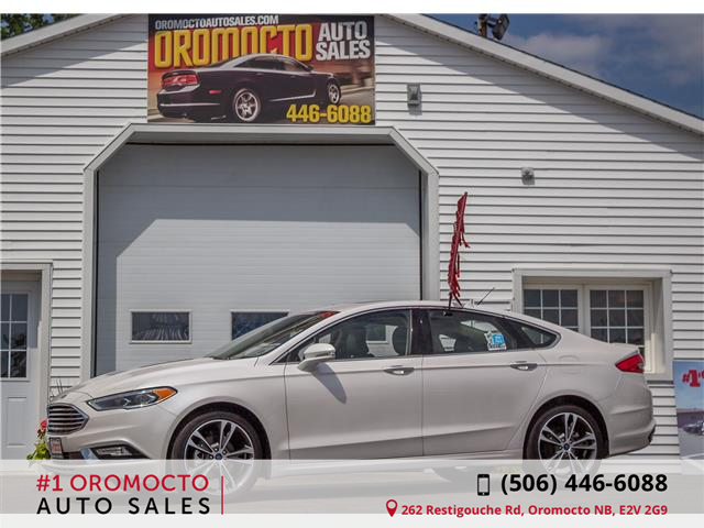 2018 Ford Fusion Titanium (Stk: 589) in Oromocto - Image 2 of 15
