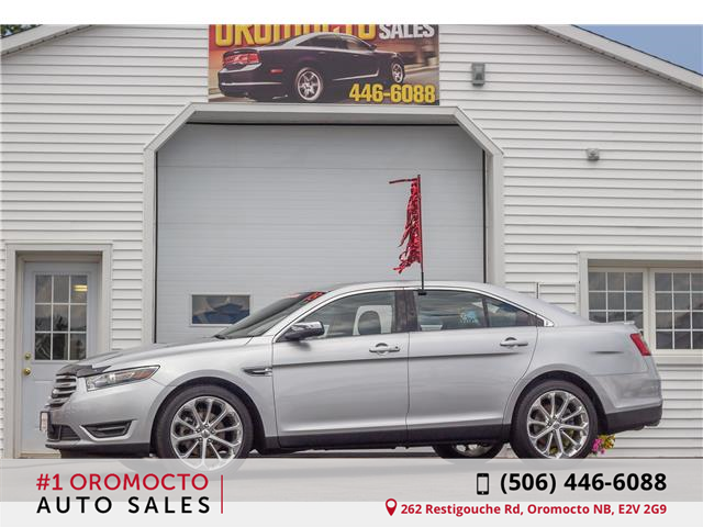 2018 Ford Taurus Limited (Stk: 220) in Oromocto - Image 1 of 18