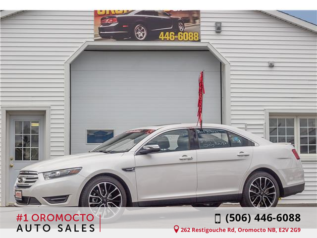 2018 Ford Taurus Limited (Stk: 769) in Oromocto - Image 1 of 21