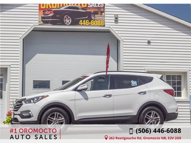 2018 Hyundai Santa Fe Sport 2.4 SE (Stk: 529) in Oromocto - Image 1 of 23