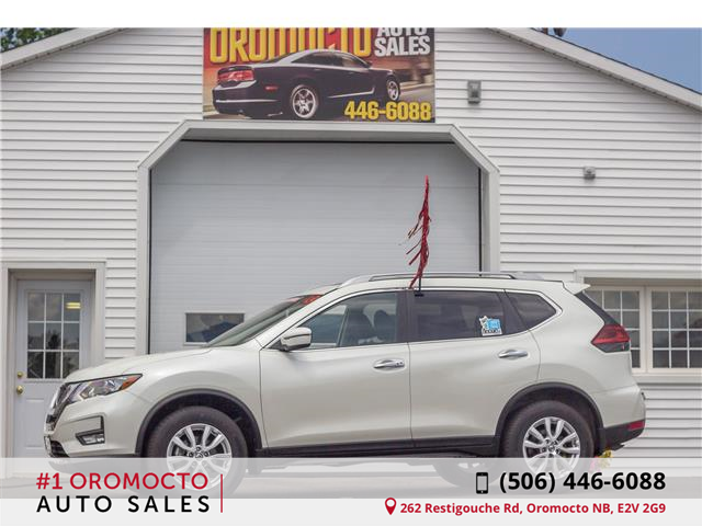 2018 Nissan Rogue SV (Stk: 415) in Oromocto - Image 1 of 16